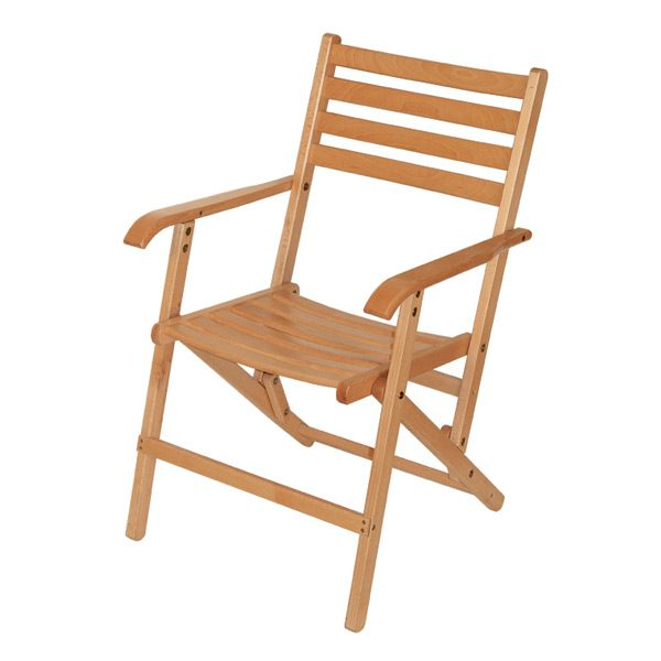 """Krzesło składane z podłokietnikami """"SEMKO-extra"""""""