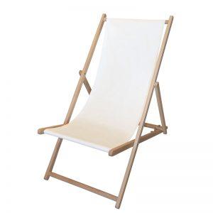 Leżak bez podłokietników (klasyczny)