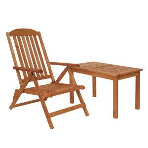 "Leżak i stół ""GRAF"""